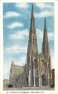 NEW YORK      ST PATRICK S CATHEDRAL - Églises