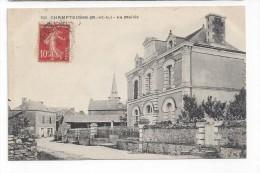 250  -  Champteussé  -   La Mairie - Autres Communes