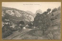 817. - Route De Thônes - Les Granges - TRAIN - Thônes