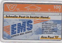 Telefonkarte Österreich  Geb. ANK 14   Nummer :   Nr.901C