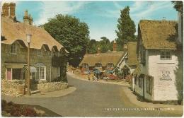GB - IOW - The Old Village, Shanklin, I.O.W. -  W. J. Nigh & Sons Ltd N° KYW 749 (circ. 1976) - England