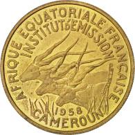 [#84727] Afrique Equatoriale Française, Cameroun, 25 Francs 1958 Essai, KM E9 - Cameroun