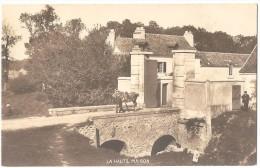 Dépt 77 - CHAMPS-SUR-MARNE - La Haute Maison (ferme) - Frankreich