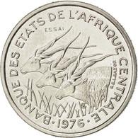 [#84753] Afrique Centrale, Cameroun, 50 Francs 1976 E Essai, KM E8 - Cameroun