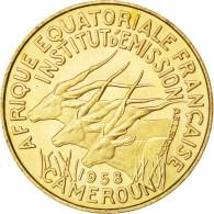 [#84723] Afrique Equatoriale Française, Cameroun, 5 Francs 1958 Essai, KM E7 - Cameroun
