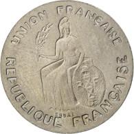 Océanie, 50 Centimes 1948 Essai, KM E1 - Monnaies