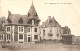44  NANTES Place Charles Monselet - Nantes
