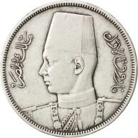 [#83598] Egypte, Farouk, 10 Piastres 1937, KM 367 - Egipto