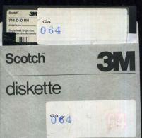 COMMODORE 64 FLOPPY CONTENUTO PREVALENTE GAMES ADATTO PER UTENTI ESPERTI - 5.25 Disks