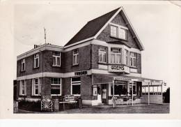 CPSM En 9x14 De KNOKKE-HEIST  -  Agence En Douane Au Café GRENSZICHT à WESTKAPELLE  //  TBE - Knokke