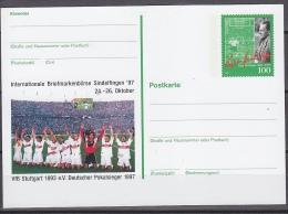 Germany 1997 Sepp Herberger (football) / Sindelfingen '97 Postcard Unused (F2423) - [7] West-Duitsland