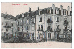 Cpa CONTREXEVILLE  : Maison De Félix Martin - Vauthier , Hotelier   ( 341 ) - Unclassified
