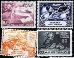 MALAYSIA - NEGRI SEMBILAN - UPU - **MNH - 1949 - Malaysia (1964-...)
