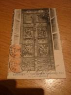 ENGHIEN. Intérieur De La Chapelle Du Parc Du Duc D´Arenberg. 1920 - Edingen