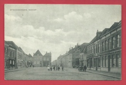Steenbergen - Markt ( Verso Zien ) - Nederland