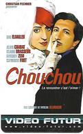 """@+ Carte VIDEO FUTUR N° 223 : """"CHOUCHOU"""". - Video Futur"""