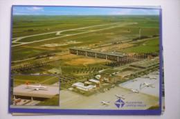 AEROPORT / AIRPORT / FLUGHAFEN       LEIPZIG