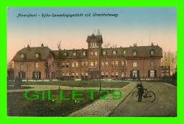 AMERSFOORT, NETHERLAND - RIJKS-OPVOEDINGSGESTICHT A/D UTRECHTSCHEWEG - ANIMATED - UITGAVE, P. J. W. - - Amersfoort
