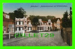 AMERSFOORT, NETHERLAND - BLANKENHEIMSTAAT MET WILHELMINABOOM - ANIMATED - UITGAVE, P. J. W. - - Amersfoort