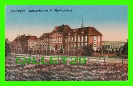 AMERSFOORT, NETHERLAND - RETRAITENHUIS EN ST ALPHONSIUSHUIS - UITGAVE, P. J. W. - - Amersfoort