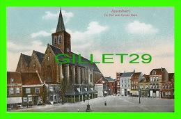 AMERSFOORT, NETHERLAND - DE HOF MET GROOTE KERK - UITGAVE, G. B.. - - Amersfoort