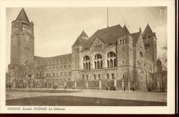 POZNAN Posen, Zamek, Le Chateau, Nicht Gelaufen Um 1920 - Polen