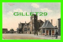 AMERSFOORT, NETHERLAND - TRAIN STATION IN 1918 - ANIMATED - UITGAVE, G. B.. - - Amersfoort