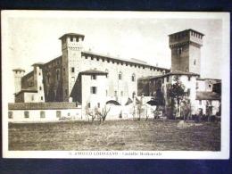 LOMBARDIA -MILANO -LODI -SANT'ANGELO LODIGIANO -F.P. LOTTO N 413 - Lodi