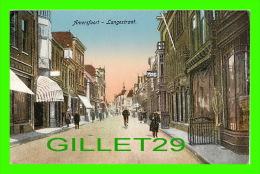AMERSFOORT, NETHERLAND - LANGESTRAAT - ANIMATED - UITGAVE, P. J. W. - - Amersfoort