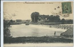 Varennes-sur-Seine-Le Barrage-(CPA) - France