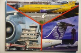 AEROPORT / AIRPORT / FLUGHAFEN      BERLINER FLUGHAFEN - Aerodrome