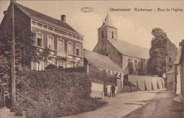 Quaremont Kerkstraat - Rue De L'Eglise - Oudenaarde