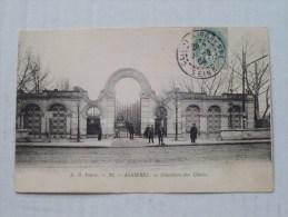 ASNIERES Cimetière Des Chiens - Anno 1904 ( Zie Foto Voor Details ) !!