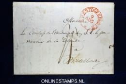 Nederland: Complete Brief Van 's-Hertogenbosch Naar Middelburg - Niederlande