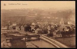 COMBLAIN AU PONT - Panorama - PAS COURANT ! édit. Hotel Central - Comblain-au-Pont