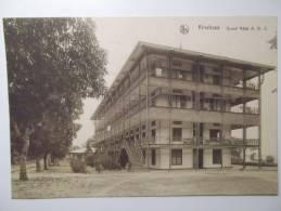 CPA Kinshasa Grand Hotel A B C - Sépia Non écrite Trés Bon état - Kinshasa - Léopoldville