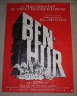 ANCIENNE AFFICHE  DE CINEMA. METRO- GOLDWYN-MAYER. BEN-HUR. - Affiches
