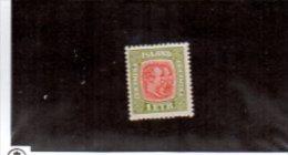 Islande YT 75 XX/ MNH - 1918-1944 Administración Autónoma