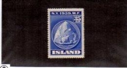 Islande YT 183 XX/ MNH - Unused Stamps