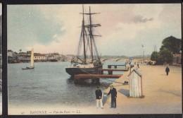 64 BAYONNE Vue Du Port - Bayonne
