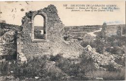 Ruines Grande Guerre - Avocourt - Ruines De L'église - Sonstige Gemeinden