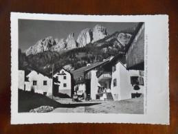 Motivo A Campitello In Val Di Fassa - Cartes Postales