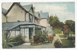 Ferncliff Pleasure Gardens, Sandown, Isle Of Wight, 1907 Postcard - Angleterre