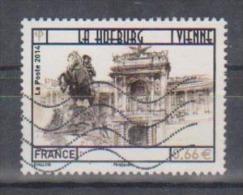 2014 N 4856 VIENNE HOFBURG OBLITERE #224# - France
