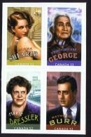 2007  Canadian Stars In Hollywood  Norma Shearer, Dan George, Marie Dressler, Ray. Burr  Sc 2280 - BK 383 - Full Panes