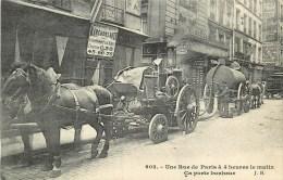 Paris - ** Une Rue De Paris à 4 Heures Du Matin - ça Porte Bonheur ** - Cpa - N° 903 - En Très Bon état. - Non Classificati