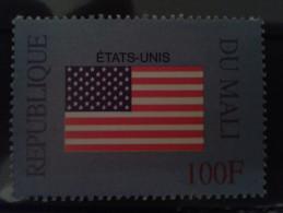 Mali USA Flag Scarse MNH - Stamps