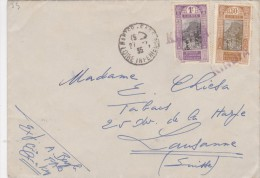 GUINEE  CACHET PROVISOIRE DE KINDIA - Französisch-Guinea (1892-1944)
