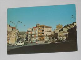 SIRACUSA - Buccheri - Piazza Roma - Animata - Auto - Siracusa