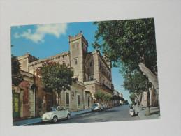 RAGUSA - Ispica - Corso Umberto I - Palazzo Bruno Di Belmonte - Auto - Ragusa